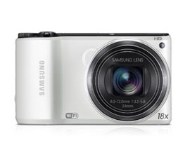 samsung wb200f smart camera